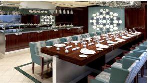 Carnival Cruise Line Carnival Horizon Chefs Tabel Restaurant