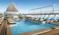 Regent Seven Seas Explorer Haupz Pool