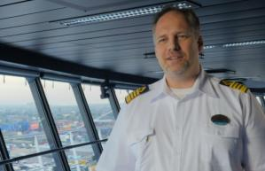 Gus Andersson, Kapitän Harmony of the Seas