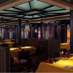 Carnival Cruise Line carnival Horizon Ji Ji Asian Restaurant