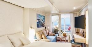 AIDA Cruises Lanai Kabine Helios Klasse