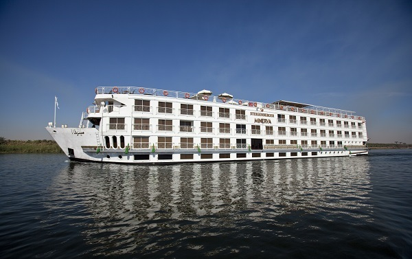 nicko cruises Flussreisen GmbH MS STEIGENBERGER MINERVA Nil Kreuzfahrt