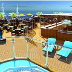Carnival Cruise Line Carnival Horizon Poolbereich Erwachsene