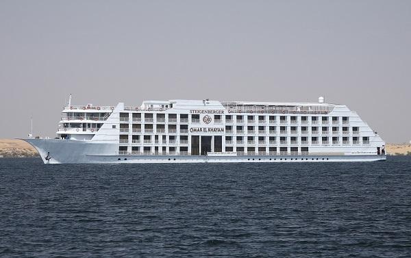 nicko cruises Flussreisen GmbH STG Omar El Khayam Kreuzfahrten auf dem Nil