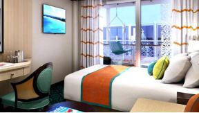 Carnival Cruise Line Carnival Horizon Havanna Balkon Kabine