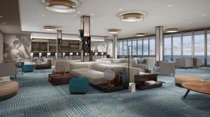 TUI Cruises Mein Schiff 1 Himmel und Meer Lounge