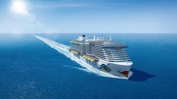 AIDA Cruises neue AIDA Schiffsgeneration Helios Class