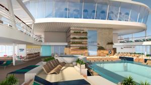 TUI Cruises Mein Schiff 1 Pool