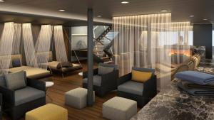 TUI Cruises Mein Schiff 1 Spa und Meer