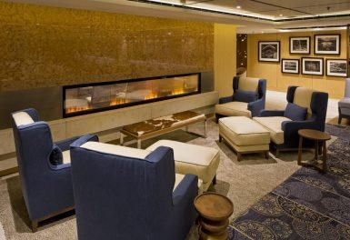 Viking Ocean Cruises Explorers Lounge