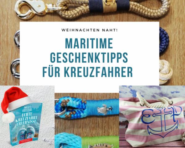 Maritime Geschenktipps für Kreuzfahrer 2019
