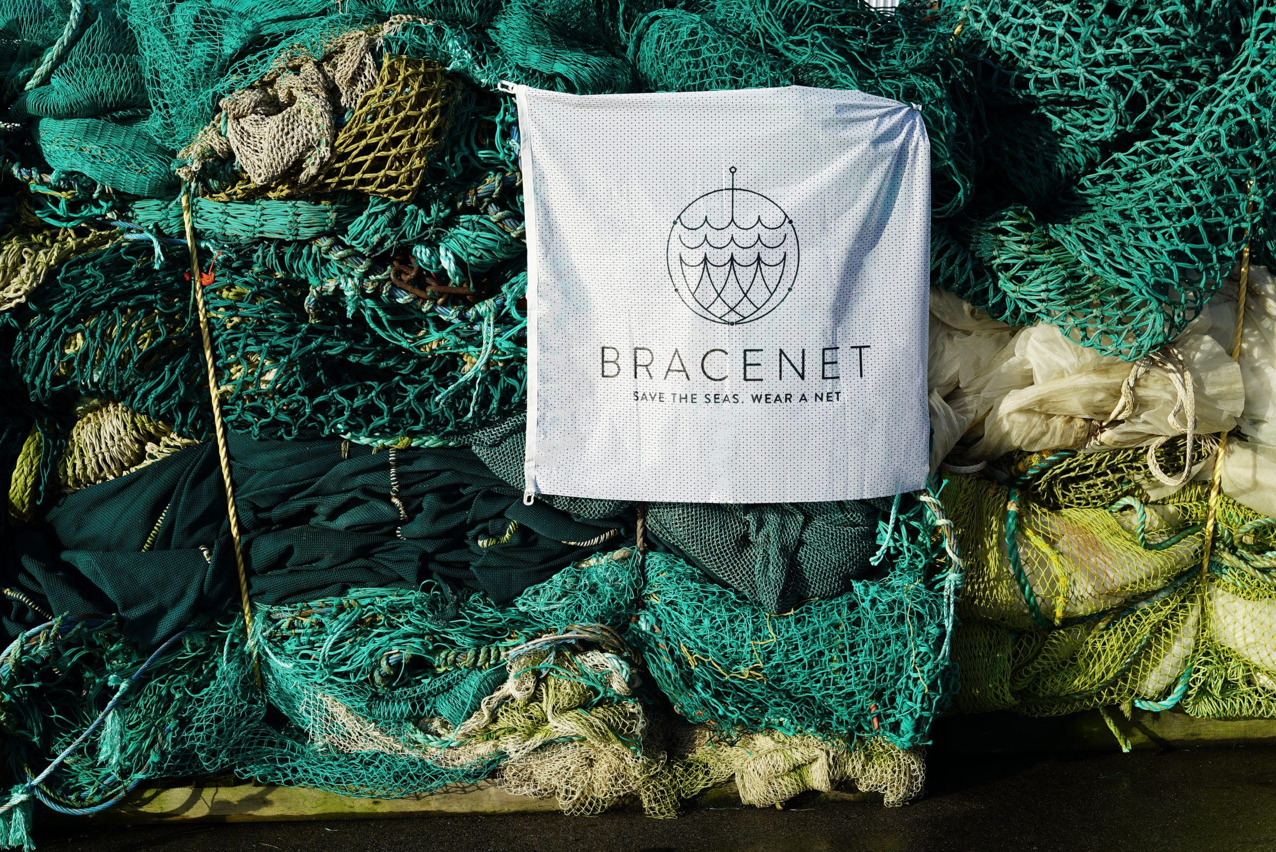 Bracenet – nachhaltige Armbänder aus Fischernetzen