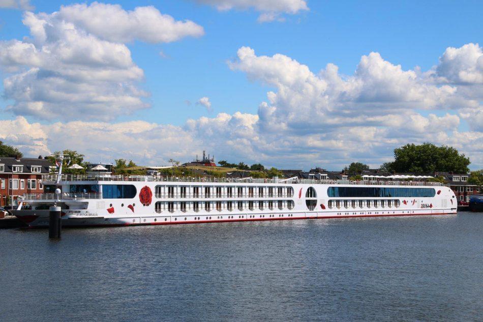 A-ROSA  BRAVA – Rhein Erlebnis mit Kurs auf Amsterdam