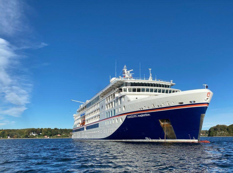 HANSEATIC Inspiration von Kiel nach Hamburg- Reisebericht Teil II
