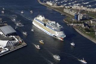 , Warnemünde – Beliebter Kreuzfahrthafen: Mehr Schiffsanläufe als je zuvor