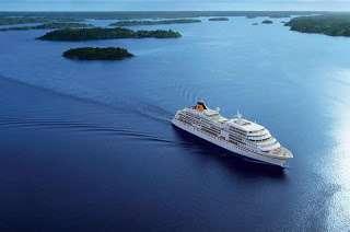 , MS EUROPA besucht Boracay – die schönste Insel der Welt