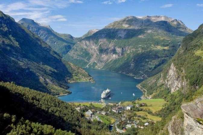 Nordland Reisen