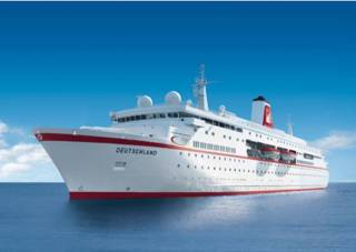 , Rückblick auf die DEUTSCHLAND-Tage: Ein Inselwochenende auf dem Original-Traumschiff, das Politik zum Anfassen bot