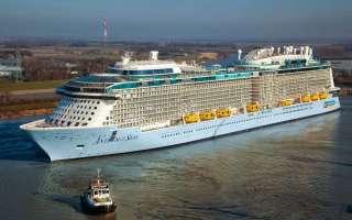 , Anthem of the Seas auf dem Weg nach Hamburg: Kreuzliner geht noch mal ins Dock