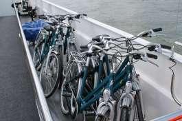 Fahräderverleih