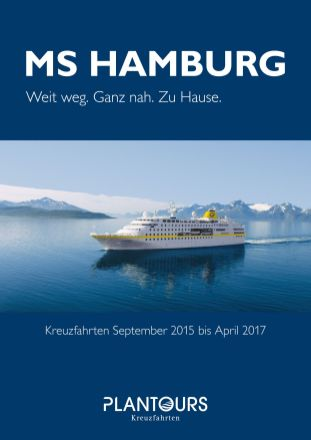Katalog MS Hamburg