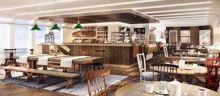 Hurtigruten neues Design
