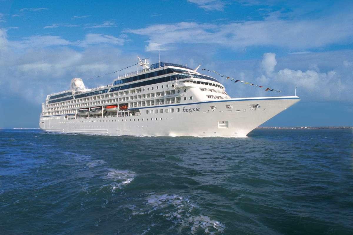 Einmal um die Welt: Oceania Cruises präsentiert Weltreise für 2021 In 180 Tagen 44 Länder, sechs Kontinente und drei Ozeane entdecken