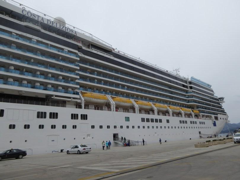 Reisebericht COSTA Deliziosa