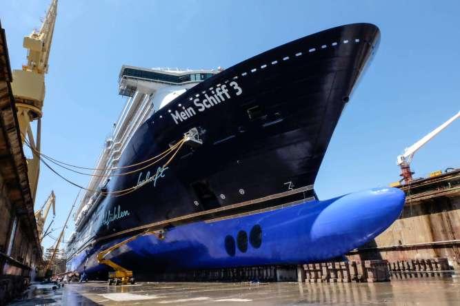Mein Schiff 3 , Stellungnahme von Tui Cruises zu Corona an Bord