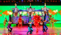 SceneNorwegian Epic Shows from Priscilla, Queen of the Desert
