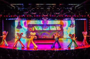 Norwegian Epic Shows Scene from Priscilla, Queen of the Desert