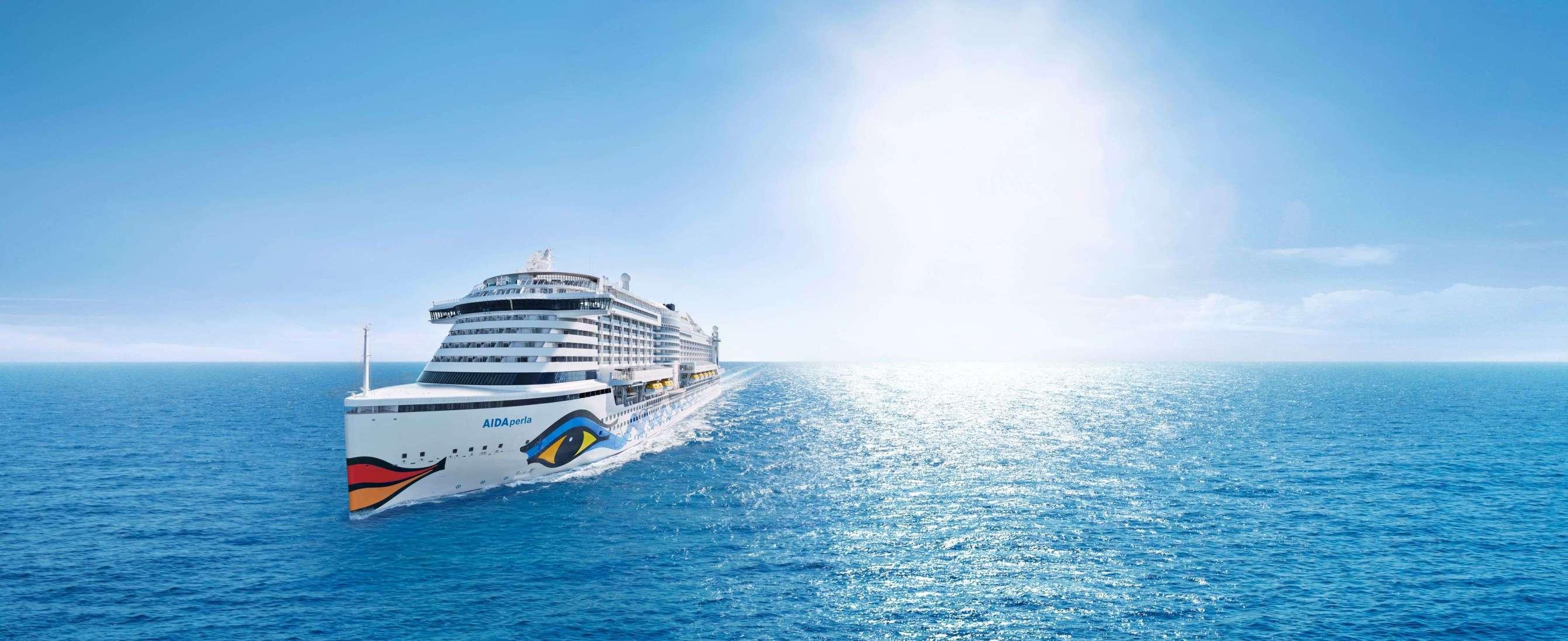 Taufe Aidaperla Der Kreuzfahrttester Berichtet Von Bord