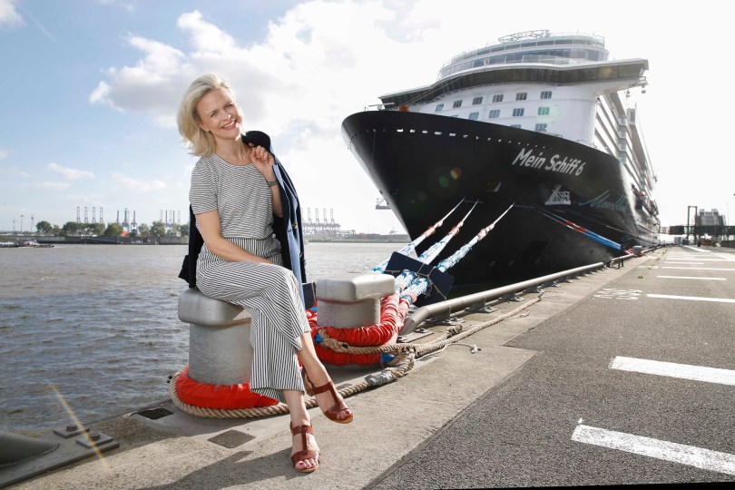 TUI Cruises Names Its New Ship 'Mein Schiff 6'
