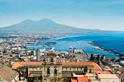Neue Angebote für Neapel