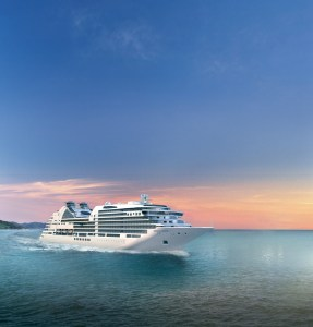 Seabourn Ovation Rendering © Seabourn