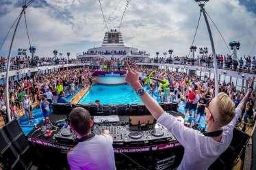 , Tui-Cruises mit  BigCityBeats auf Rekordjagd!
