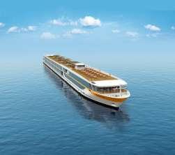MS VistaStar – Neubau-Schiff 1AVista Reisen