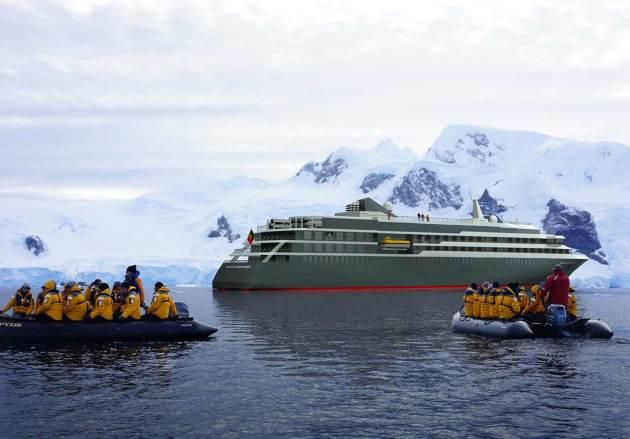 Nicko Cruises World Explorer