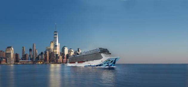 Norwegian Cruise Line_Norwegian Bliss_NY