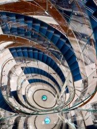 Seabourn Ovation Atrium © Seabourn