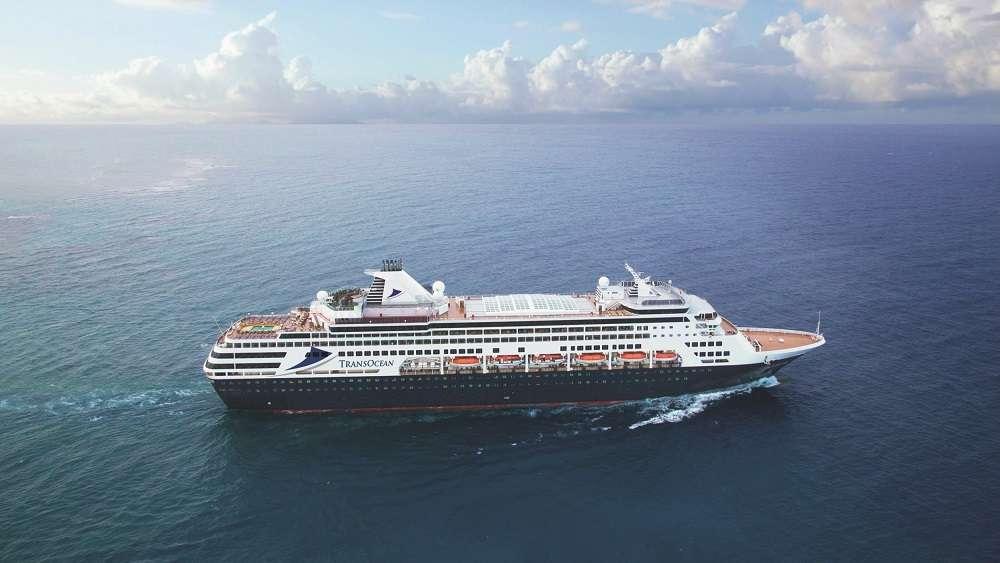 Neues Schiff für CMV / TransOcean