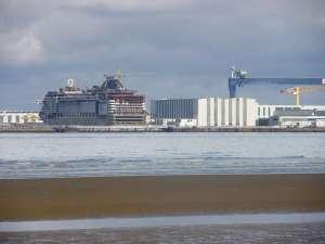 , Bis 2027 sind derzeit weltweit 107 neue Kreuzfahrtschiffe bestellt!