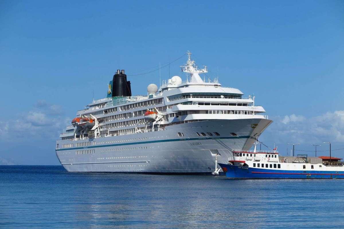 Das Traumschiff  zu Ostern mit Kapitän Ersatz...Daniel Morgenroth
