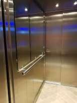 Aufzug MS Alena