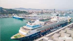 """Mein Schiff 3 southampton, """"Mein Schiff 3"""" in Southampton Abfahrt weiter verzögert…update 14.20 Uhr"""