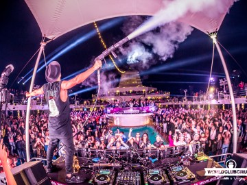 Club World Dome Cruise