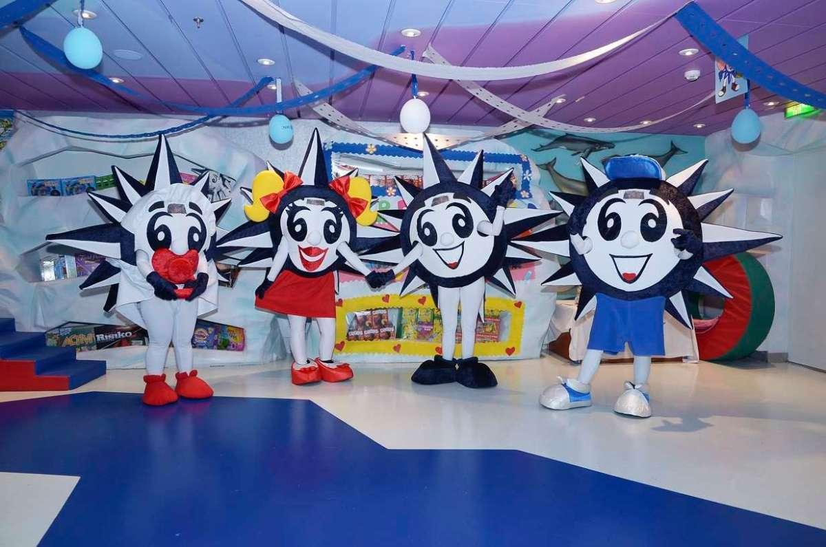 Die neuen Familienangebote bei MSC Cruises