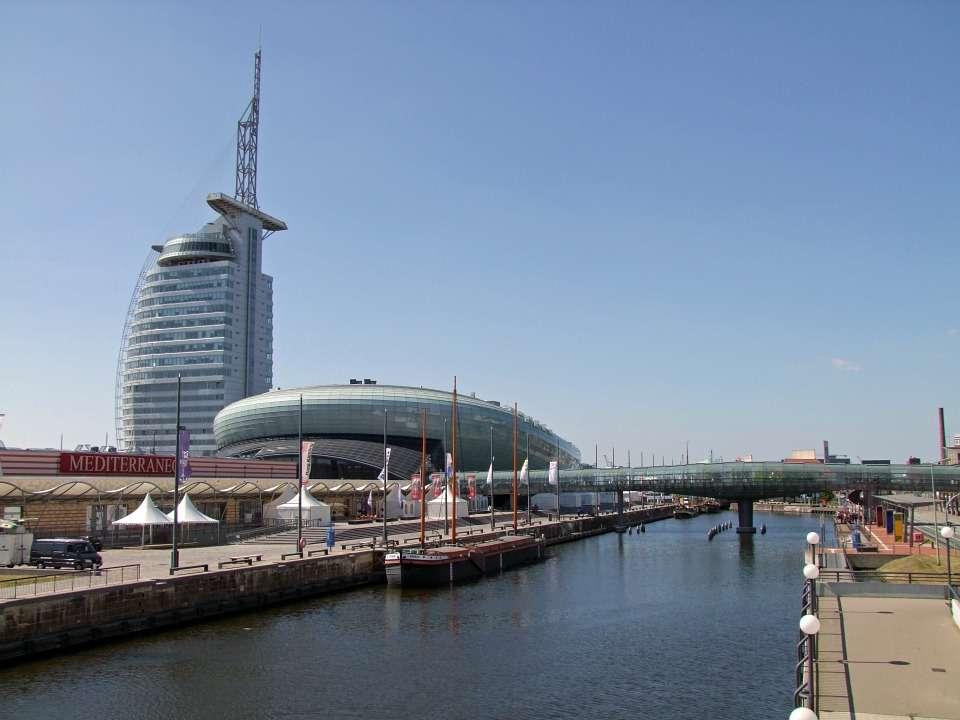 Mein Schiff 3 - Info+Verzögerungen beim Check In - in Bremerhaven