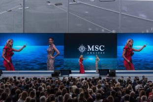 Bilder Taufe MSC Seaview