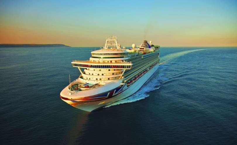 P&O Cruises Trinkgeld